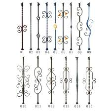 rod iron fence parts 98 best wrought iron designs images on