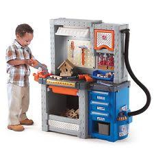 Childrens Work Benches Pretend Play Tool Sets Ebay
