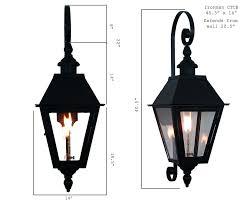 electric lights that look like gas lanterns electric gas l komok club