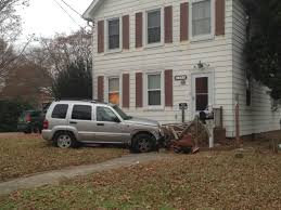 jay z jeep jeep crashes into front porch of hampton home daily press