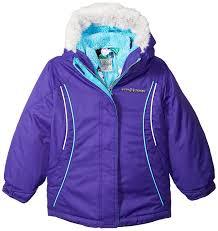 zeroxposur girls celine 3 in 1 systems jacket clothing