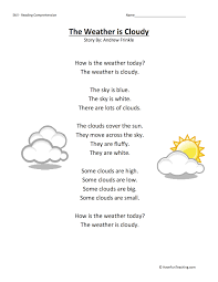 kindergarten reading worksheet page 4 of 6 have fun teaching