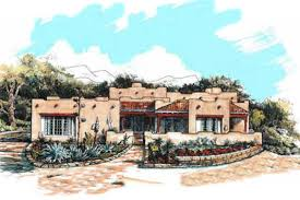 southwest style house plans adobe southwestern style house plan 3 beds 3 00 baths 3660 sq