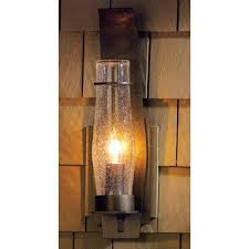 Hubbardton Forge Wall Sconces Hubbardton Forge Sea Coast 1 Light Medium Outdoor Wall Sconce Hf