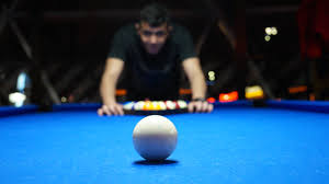 free stock photo of billiards game person