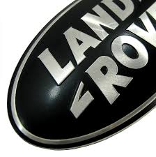 jeep grill logo vector land rover freelander 1 black silver rear door badge oval logo