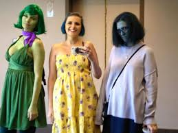 Inside Out Costumes 31 Best Disney Inside Out Costumes Images On Pinterest Inside