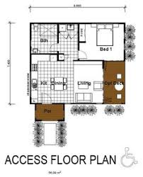 Small Mother In Law House Mother In Law House Plans Plan Number Ad 2224 A Accessible In