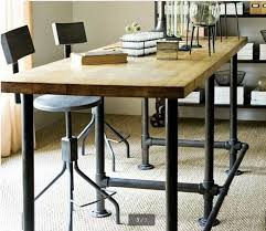 Kitchen Table With Wheels by Kitchen Table Wheels Part 32 Gather Reclaimed Wood Lettered