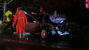 video four hurt in south dennis head on crash