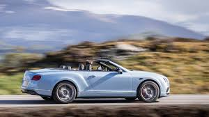 bentley convertible blue 2016 bentley continental gt v8 s convertible review specs and photos