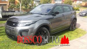 land rover range rover 2016 black 10304 black roof rails suitable for land rover range rover evoque