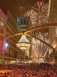 Cleveland Outdoor Chandelier Playhouse Square Revue City Guide Cleveland Scene