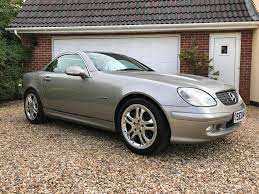 used 2004 mercedes benz slk for sale in norwich pistonheads