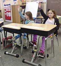 Under Desk Pedal Exerciser Under Desk Pedals Help Students Learn Better Armstrong Indiana