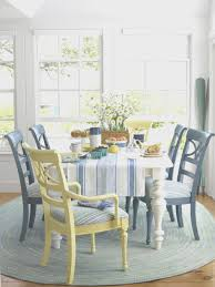 dining room blue and yellow dining room home decor color trends