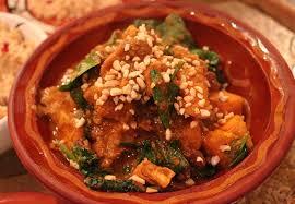 cuisine berbere la lune de bejaia restaurant algérien kabyle
