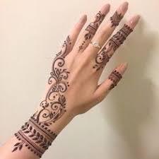 fingertip henna created by connie bradford west yorkshire uk