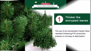 5 9ft 4 9ft detachable premium spruce hinged artificial christmas