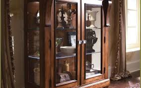 cabinet 47 beautiful how to decorate a curio cabinet photo