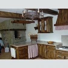 cuisine uip rustique cuisine rustique chene elements de cuisine rustique chane massif