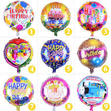 wholesale balloons the new 18 inch happy birthday balloons party