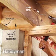 How To Remove Load Bearing Interior Wall How To Install A Load Bearing Wall Beam Family Handyman