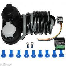 universal 12n 12s twin towbar electrics towbar wiring kit ebay