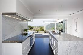 carrara marble kitchen island trendsideas architecture kitchen and bathroom design simply
