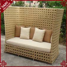 Rattan Settee Furniture Cheap China Rattan Sofa Furniture High Back Sofa Global Sources