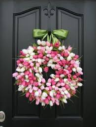 spring wreaths for front door 25 spring wreaths perfect for your front door shabby chic decor
