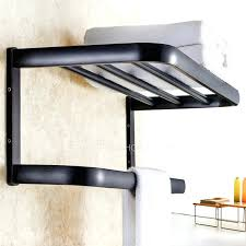 Bronze Bathroom Shelves Black Bathroom Shelves Style Black Rubbed Bronze Bathroom Wall