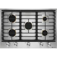 30 Inch 5 Burner Gas Cooktop Luxury Cooktops High End Designer Gas U0026 Electric Cooktops Jenn Air