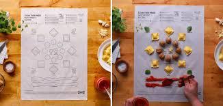 ikea faire sa cuisine ikea détourne ses notices de montage pour créer des recettes de cuisine
