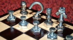 hardware chess sets make