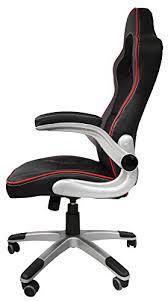 fauteuil de bureau noir waytex 78112 centaure fauteuil de bureau à siège baquet noir