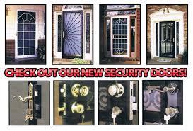 home depot security door