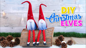 crafts for decoration diy how to make santa claus elves