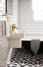 patterned tile bathroom как меньше платить за воду 10 эффективных советов d w e l l