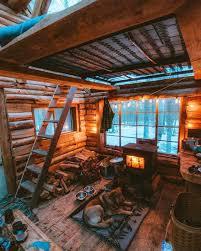 log cabin homes interior cabins daily source https instagram com p br6xbo4bnz9