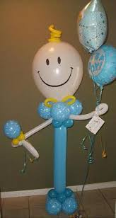 balloon delivery new jersey ch18 it s a boy stand up character with 18 foil balloon