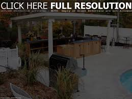 Outdoor Kitchen Ideas On A Budget Backyard Remodel On A Budget Home Outdoor Decoration