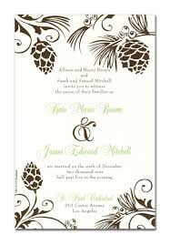 Invitation Card For Dinner Fall Invitations