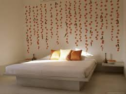 inspiration how to decorate bedroom walls in inspiration interior