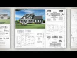 builder house plans builder house plans 267 autocad dwg blueprints