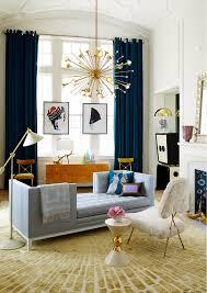 Modern Rugs For Living Room 9 Tips On How To Style Modern Rugs Like Jonathan Adler