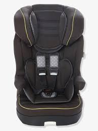siege auto bebe 9 mois siège auto vertbaudet avec position inclinée groupe 1 2 3