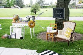 Picnic Decorations Picnic In The Park Baby Shower Jones Design Company