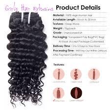 Cheap Human Hair Extensions Clip In Full Head by Girlis Luxury Hair Extensions 100 Gram Clip In Hair Quality