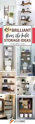 how high cabinet above sink 45 best the toilet storage ideas and designs for 2021